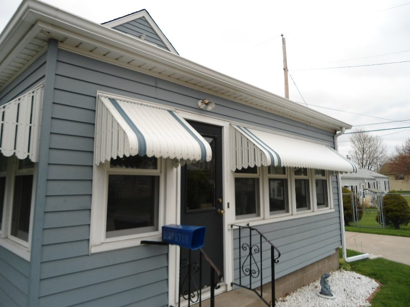 Fairlite Window Awnings - D&K Home Products