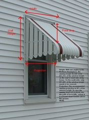 Fairlite Awnings D Amp K Home Products