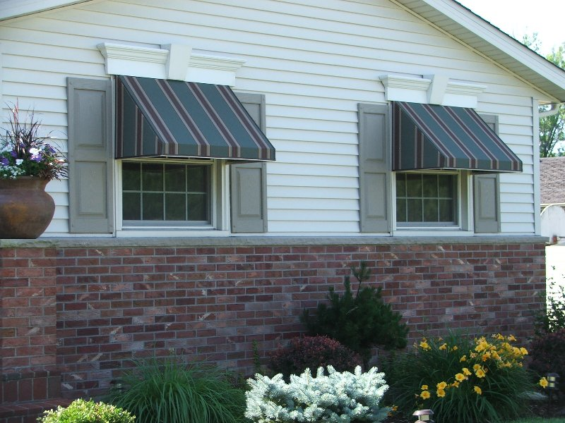 aluminum awnings canvas awnings dk home products
